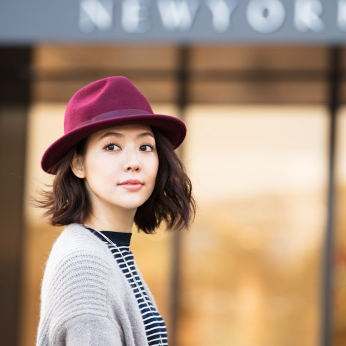 LUCA VOL13雑誌 撮影<br>model / 中田奈沙(NMT)<br>work / モデル