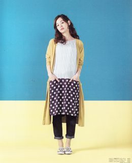 LADIES'BRAND A/W<br>work / モデル,ヘアメイク